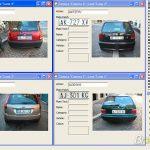ثبت ورود و خروج خودرو از شهر